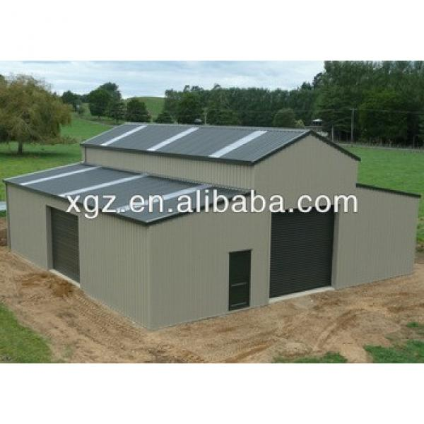 Steel shed designs made in China for sale #1 image