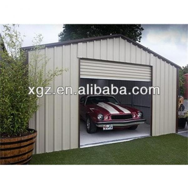 Car shed/Metal garden made in china #1 image