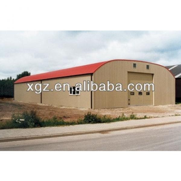 Industrial Prefabricated Metal Steel Structure Shed #1 image