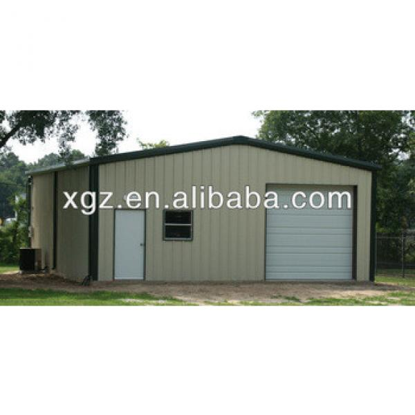 low cost prefabricated garage/Shed #1 image