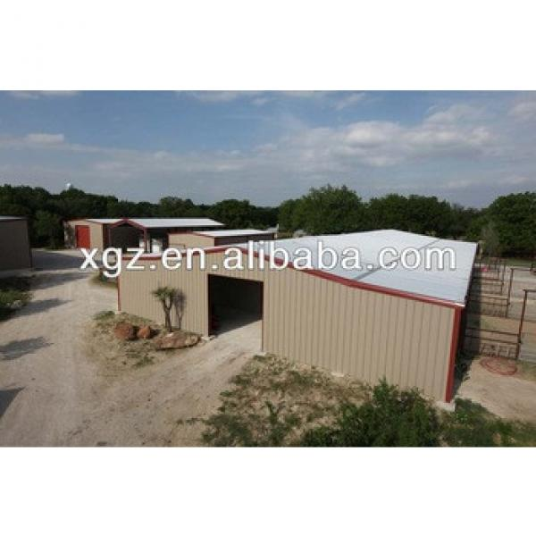 New Style Farm Shed for Cow/Horse/Pig #1 image