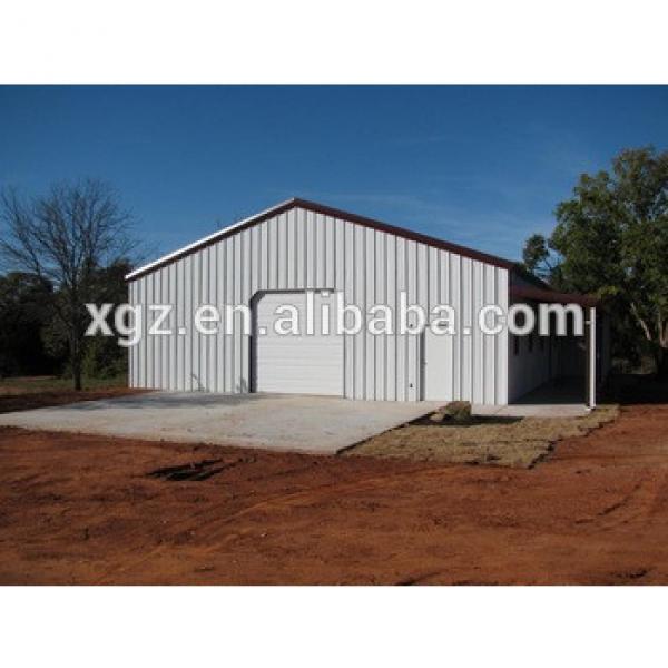 Prefabricated Light Steel Metal Building/warehouse/workshop/factory/shed #1 image