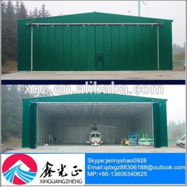 Light Steel Structure Aircraft Hangar Building #1 image