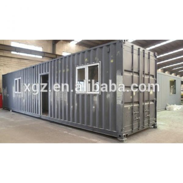 Oil fieldModern Container House for Dormitory #1 image