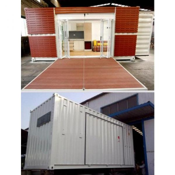 cheap movable container houses in prefab house for sale #1 image