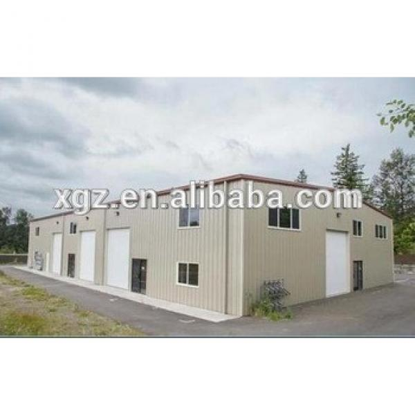 Low Cost 20ft Shipping Container House for Office Dormitory #1 image