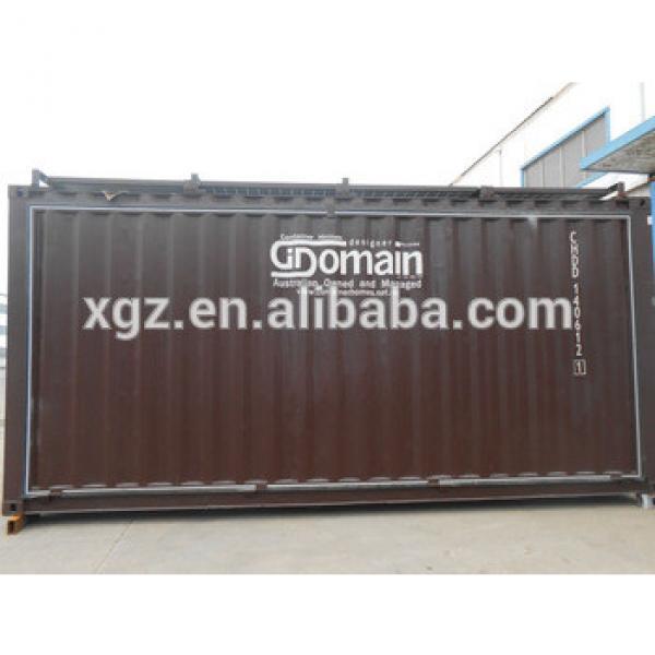 prefab modular container house design #1 image