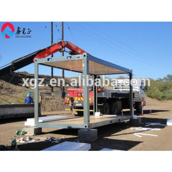 Easy to Install flat packing Container prefab house house #1 image