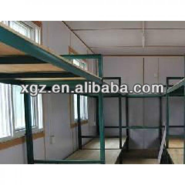 sandwich panel shipping container dormitory #1 image