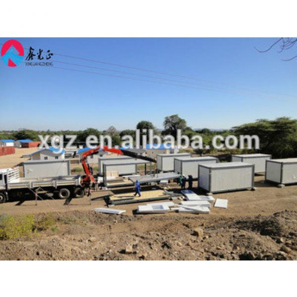 flat packing prefabricated homes container house #1 image