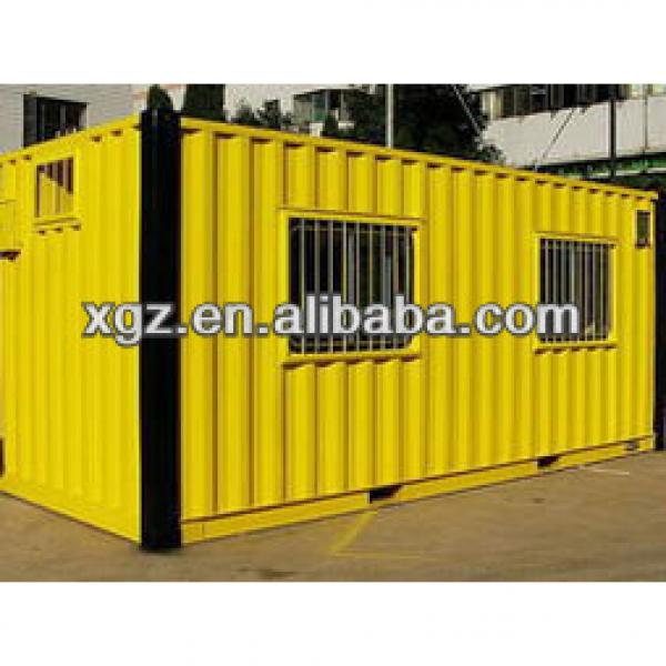 modular sandwich panel shipping container house #1 image