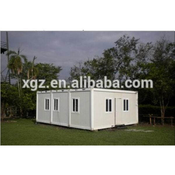 20 feet pre house container china #1 image