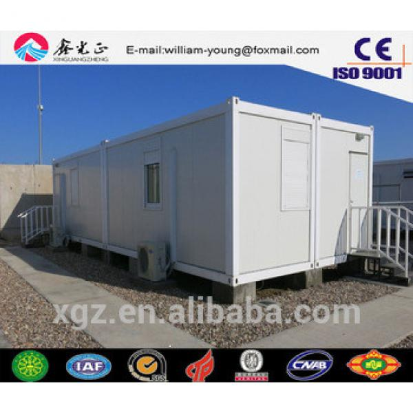 Design steel structure prefabricated tiny house ,container house #1 image