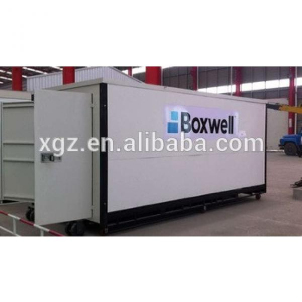 16 feet storage folding container #1 image