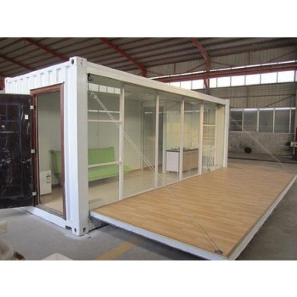 Modern prefab container house container homes for sale made in China #1 image