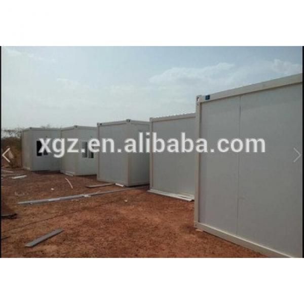 Cheap steel frame container house #1 image