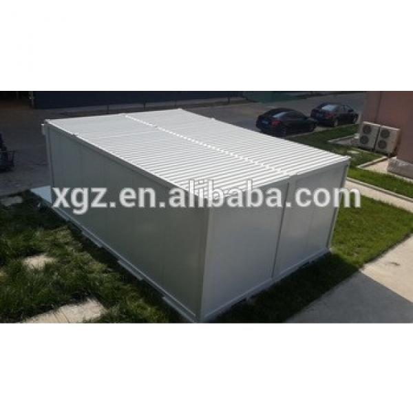 Cost Effective steel Container Garage for car parking #1 image