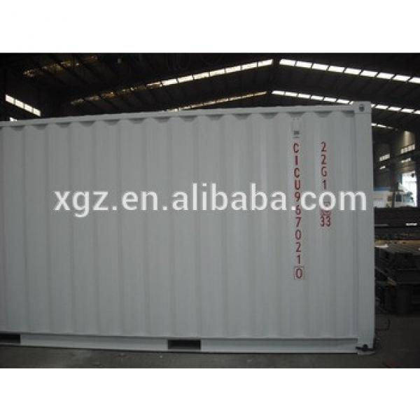 Good quality converted 20 feet container house for sale #1 image