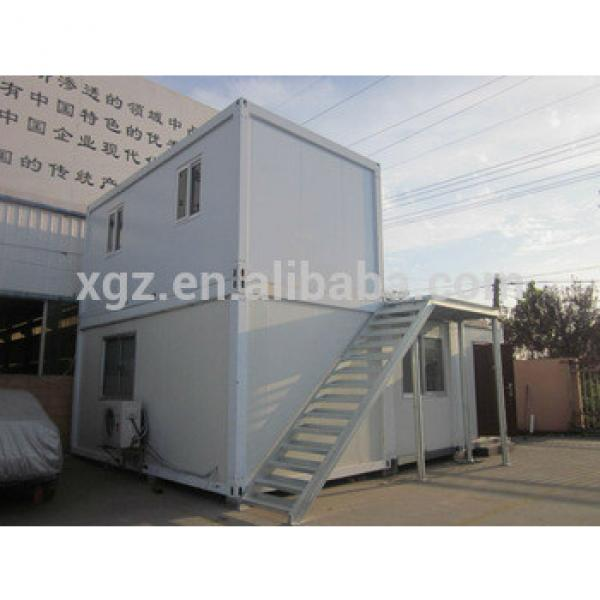 prefabricated home modern container house for 40 ft shipping container shelter #1 image