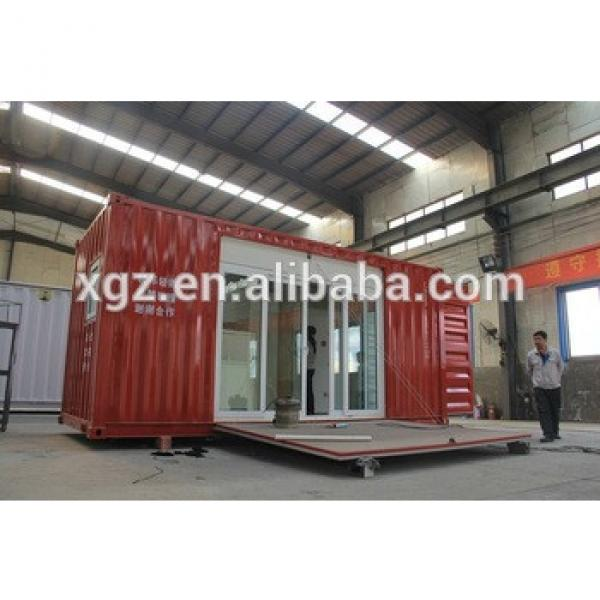 cheap prefab japanese houses 20ft shipping container for sale #1 image