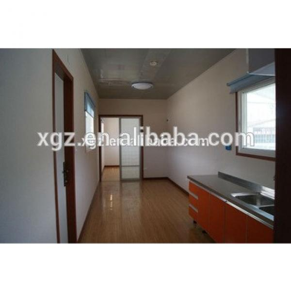 low cost modern design prefab container house with full furniture sale in australia #1 image