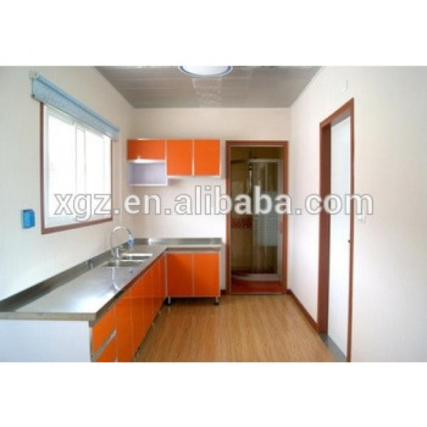 XGZ cheap sandwich panel prefabricate container mobile home #1 image