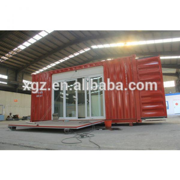 XGZ construction design container house steel building #1 image