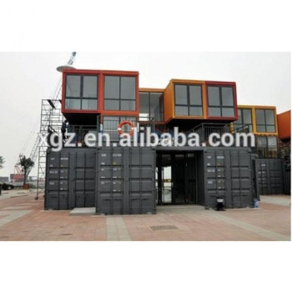XGZ outdoor storage sheds in prefab house #1 image