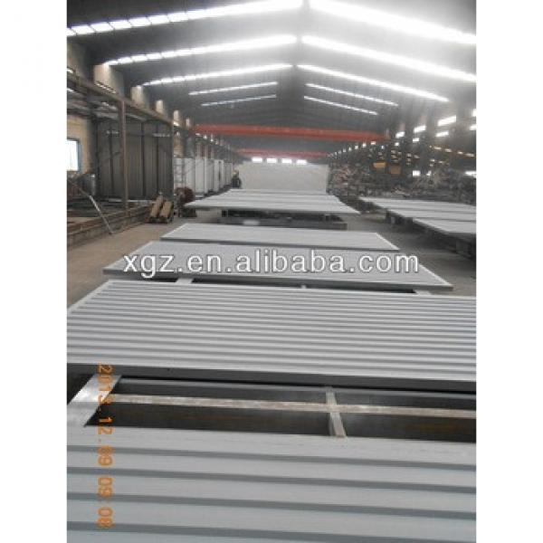 Folding metal containers container house for storage exported Australia #1 image