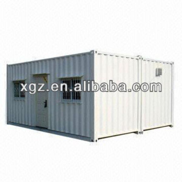 Standard Movable Container House For Site Office/Labor Dormitory #1 image
