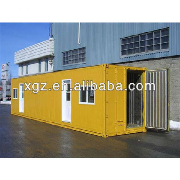 ISO Certificate Movable Container House #1 image