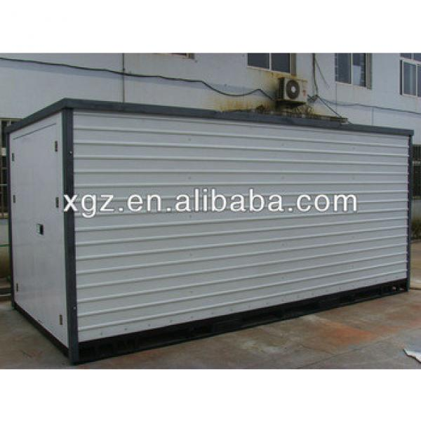 Folding storage container house exported to Australia #1 image