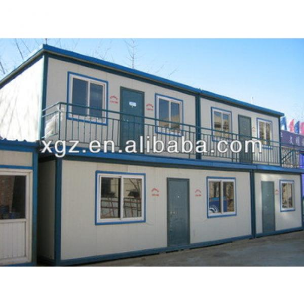 Container Prefabricated House/Movable Camp House/Labor Accommodation #1 image