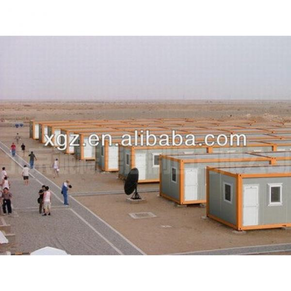 Mobile Living 20ft Container House Dormitory #1 image