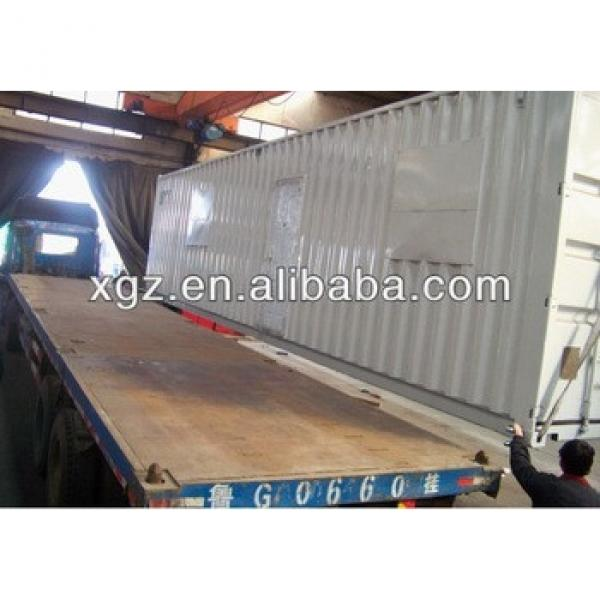 40 feet steel structural container house for sale #1 image