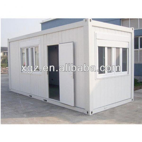 20 feet prefa container house #1 image