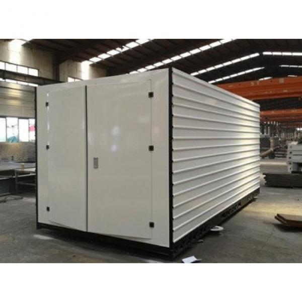 prefabricated folding container house exported australia #1 image
