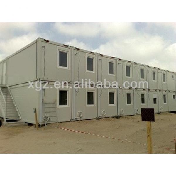 combined 20ft container office for Belgium #1 image