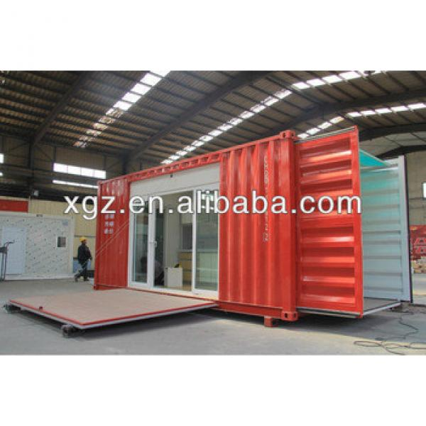 New style prebuilt shipping container house #1 image