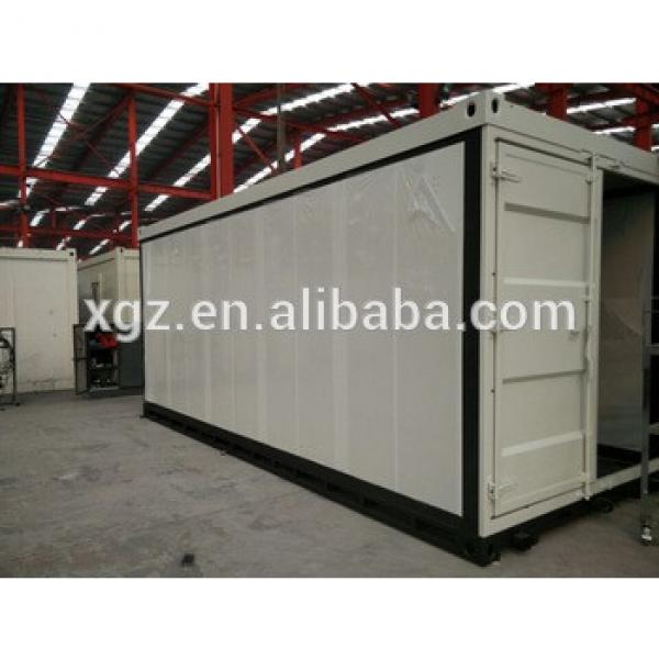Mobile 20ft portable storage container #1 image