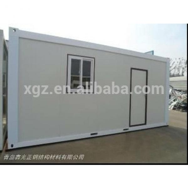 combined 20ft container house for Belgium #1 image