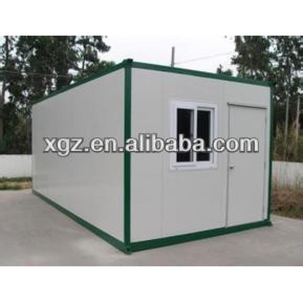 Well-designed Eco-friendly 10ft Container House For Guardroom #1 image
