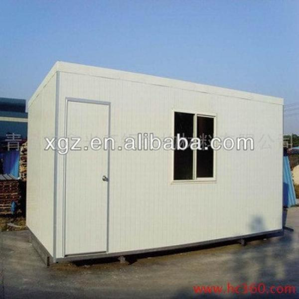 16 feet folding steel structure container home #1 image