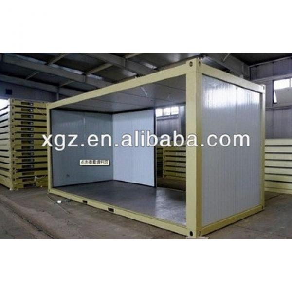 Prefab flatpack office/living room/ container house 16 feet #1 image