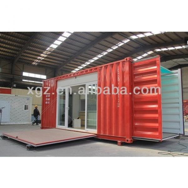 modified prefab shipping container #1 image