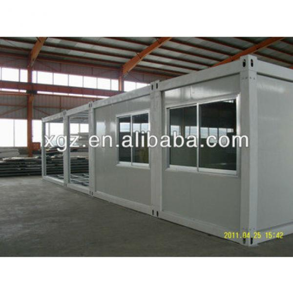 40 feet flat pack container house #1 image