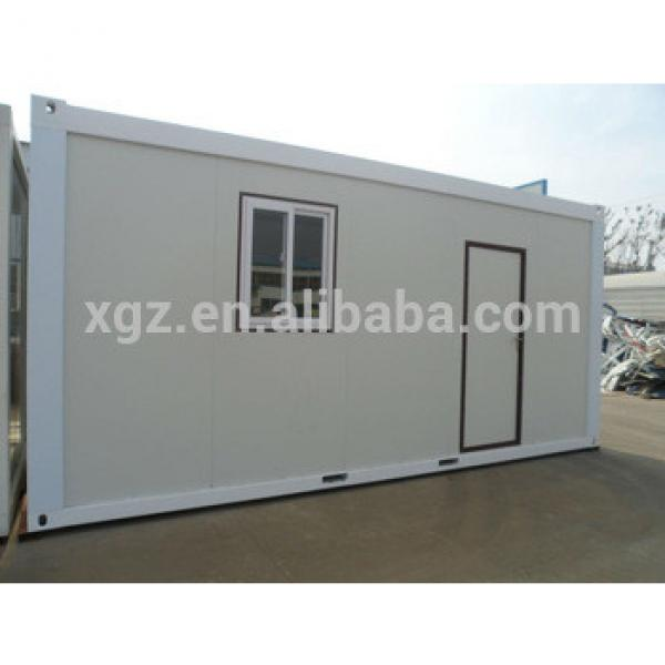 Economic shipping container house #1 image