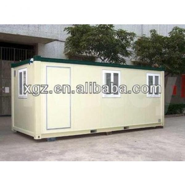 Sandwich panel steel structure 20 feet container house #1 image