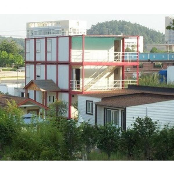 20ft flat pack container hotels with high quality #1 image