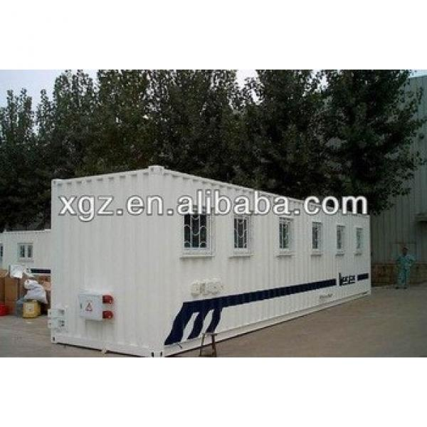 Flat Pack 20ft Container House #1 image